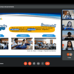 Estudiantes del Campo Virtual de la fundación disfrutaron un nuevo Curso sobre Comunicaciones en Ecuador.
