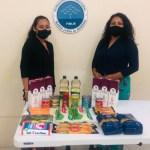 Apoyamos a familias de Cancún con la entrega de despensas integrales.