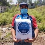Apoyamos a familias damnificadas por las lluvias en Coyotepec, Estado de México