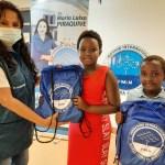 Entrega de kits escolares en la ciudad de Montreal(3)