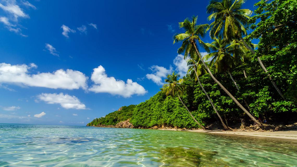 Backpacken naar de Caribbean