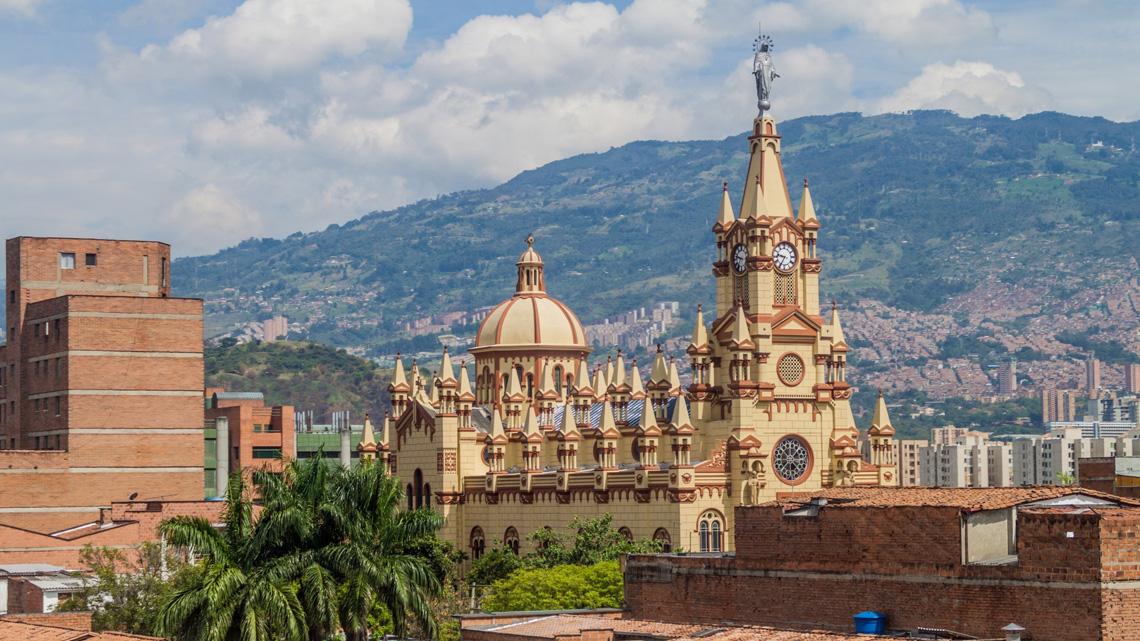 Colombia ontdekken met een backpack
