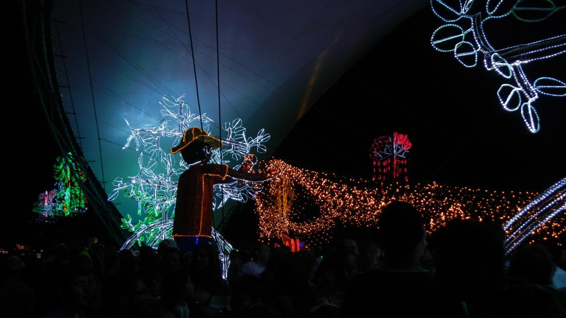 Kerst vieren in Medellín