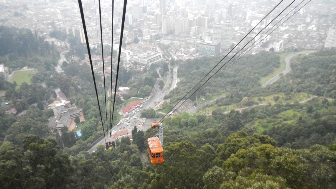 Kabelbaan Bogota