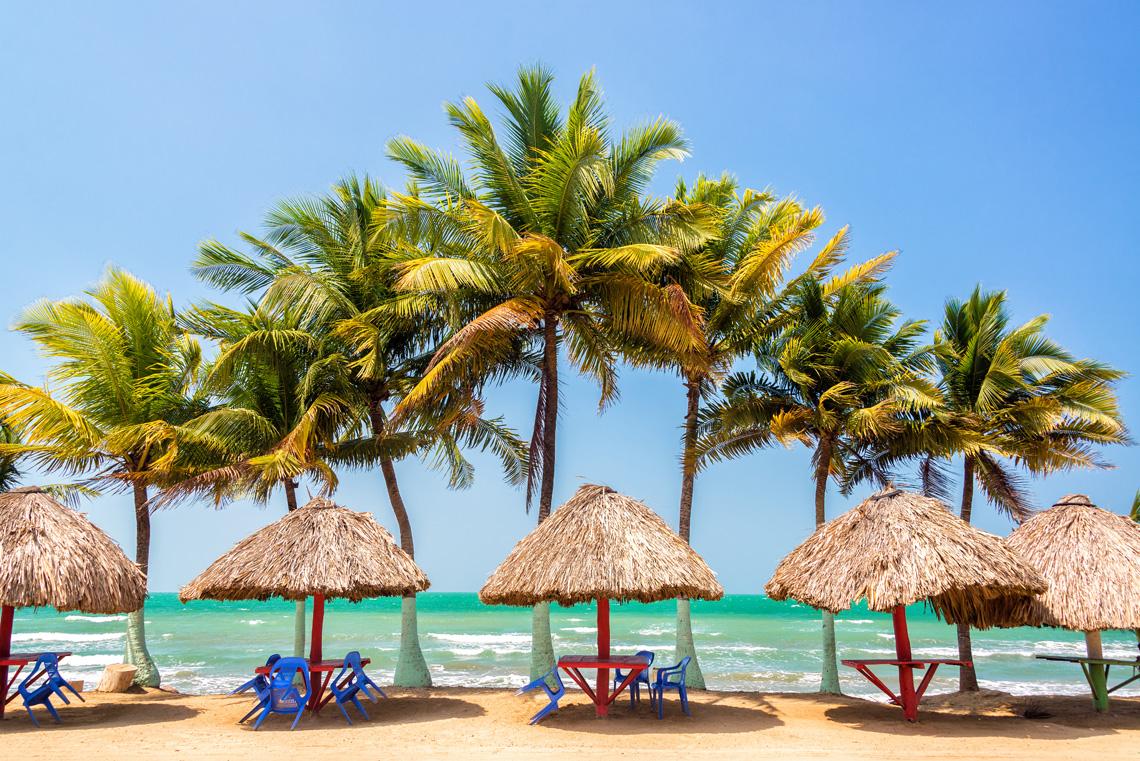 Klimaat Caribisch Colombia