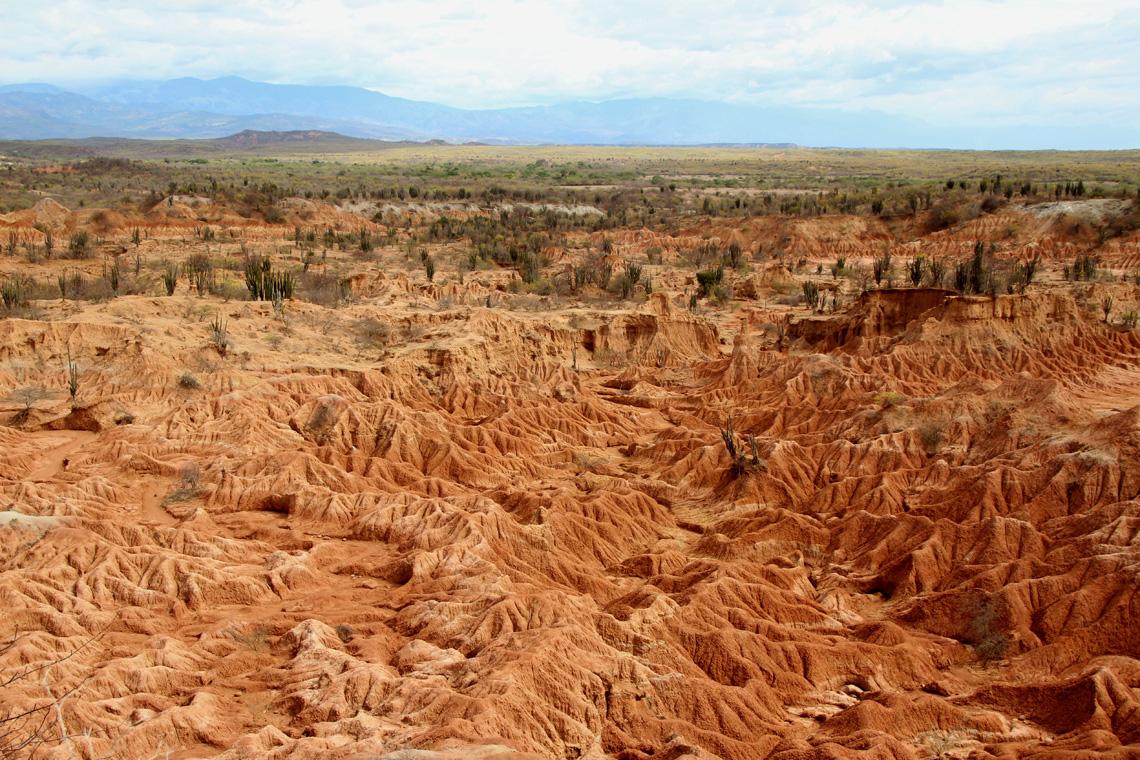 Desierto de Tatacoa Colombia