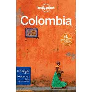 Lonely Planet Colombia reisgids