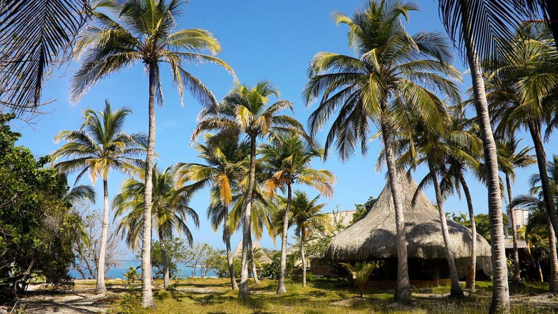 Nationaal Park Corales del Rosario Colombia