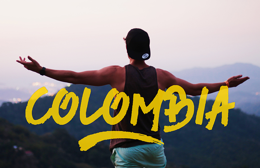 Colombia inspiratie film