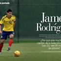 Джеймс Родригес - футболист