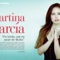 Мартина Гарсия - актриса