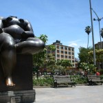 Площадь Ботеро