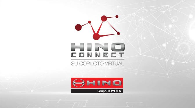 HINO CONNECT, EL COPILOTO PARA EL TRANSPORTADOR