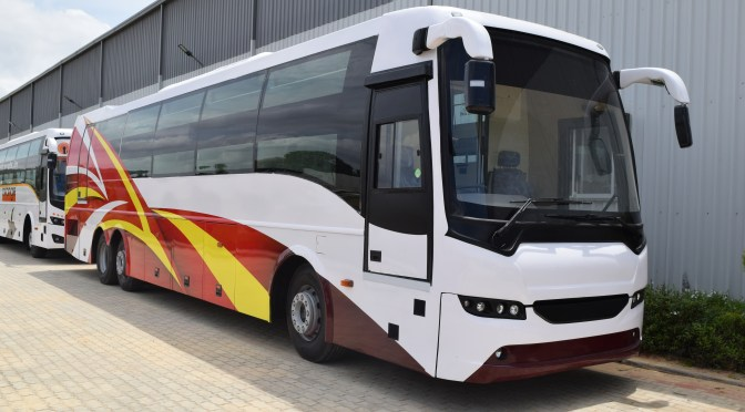 VOLVO BUSES INDIA SE UNE A VE COMMERCIAL VEHICLES