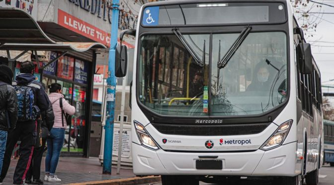 METROPOL GROUP RECEIVES 52 SCANIA BUSES WITH MARCOPOLO BODYWORK IN ARGENTINA
