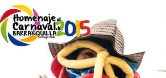 Homenaje al Carnaval de Barranquilla 2015 – Santiago de Chile