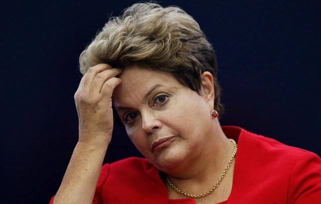 A presidente Dilma  REUTERS/Ueslei Marcelino