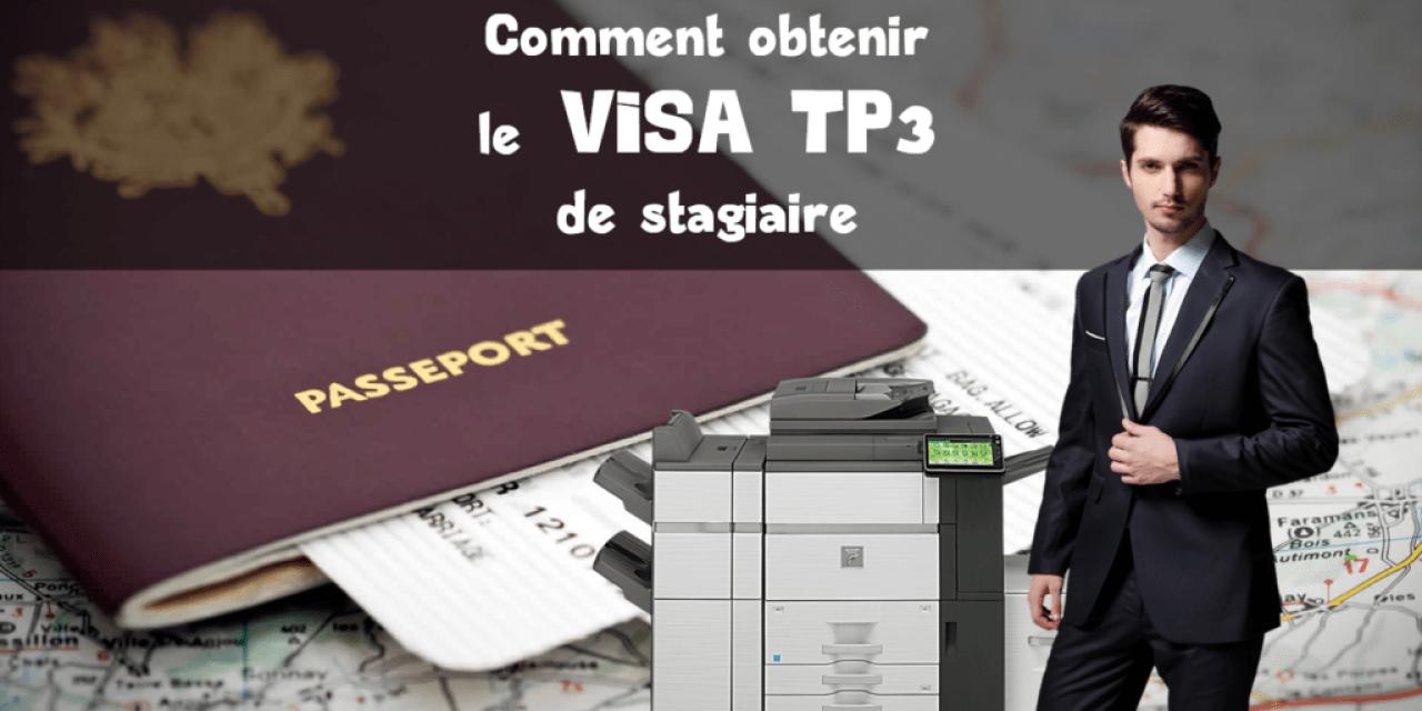 Visa TP3 – Stagiaire