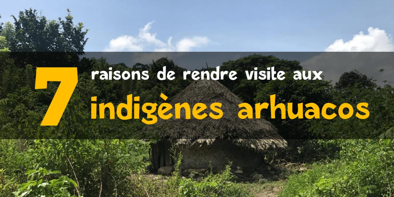 Dormir chez des indigènes colombiens