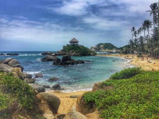 Cabo San Juan, también en el Tayrona