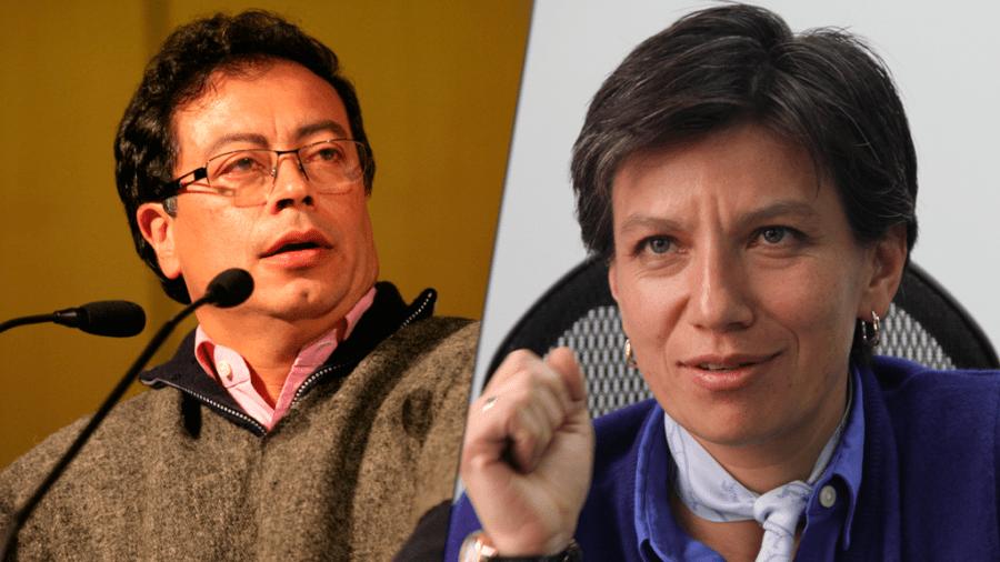 Claudia Lopez Gustavo Petro colombiano indignado