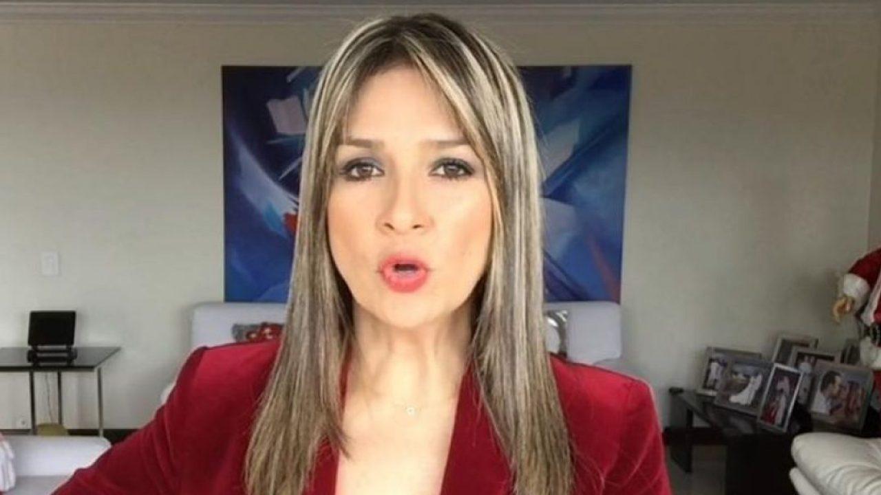 """Este sábado tuiteros hicieron tendencia a Vicky Dávila por """"lambona"""""""