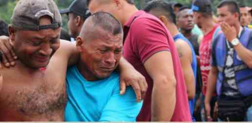 Tumaco campesinos colombia