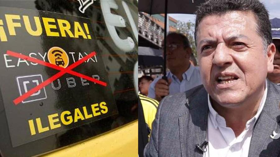 hugo ospina taxistas