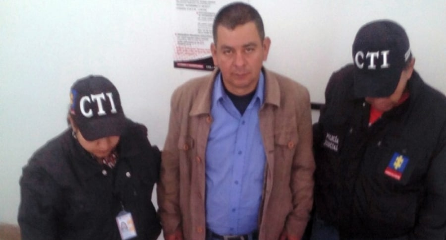 Fiscalía Jesús Antonio Díaz López
