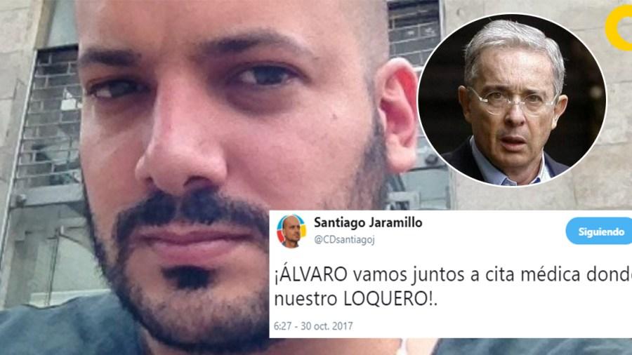 santiago jaramillo concejal medellin uribe
