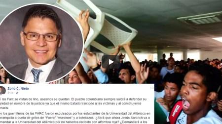 uribismo engaño colombia protesta