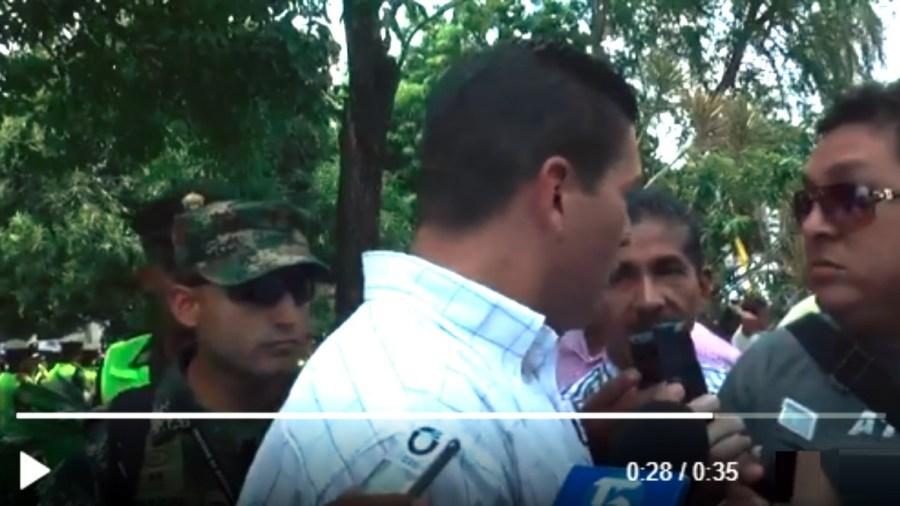 Juan carlos pinzón ministro candidato