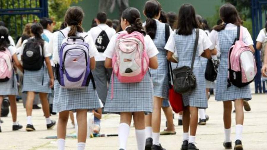alumnos estudiantes colegios corte consitucional