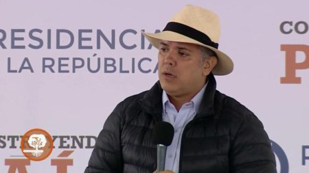 ivan duque presidente colombia
