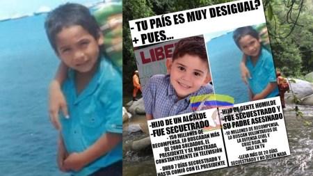 alberto niño desaparecido colombia