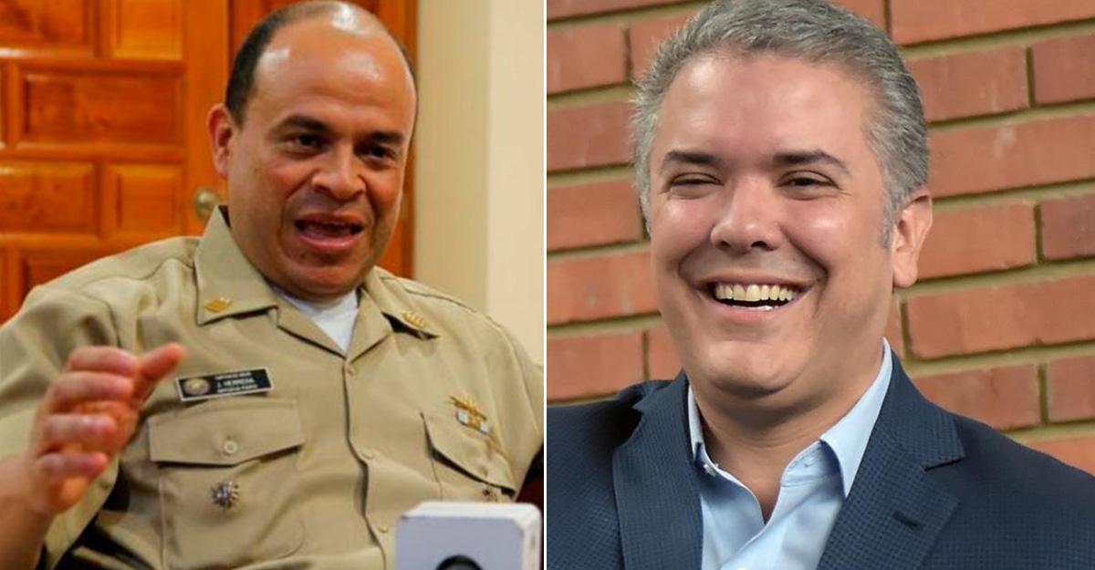 Polémica porque Duque designó a militar activo como gobernador de San Andrés