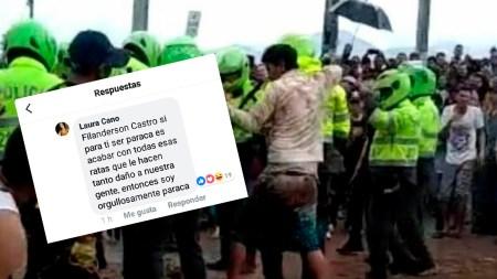 venezolanos paraca linchamiento bogota