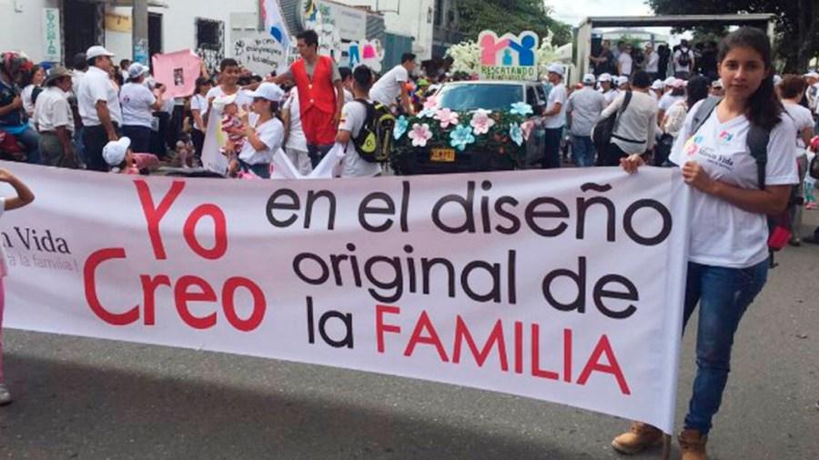 marcha lgtbi discriminacion religiosos