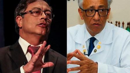 gustavo petro carlos valdés medicina legal