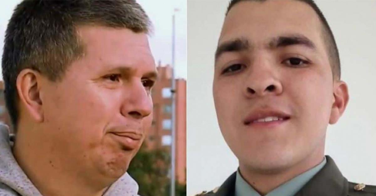Padre de cadete que perdió la vida en atentado de Bogotá pide diálogo con ELN