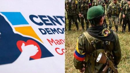 centro democratico disidente farc