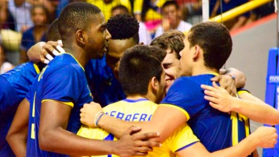 colombia seleccion voleibol