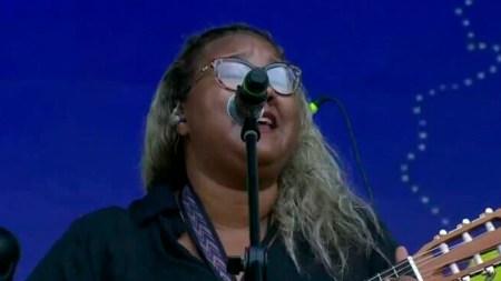 concierto venezuela maduro cantante