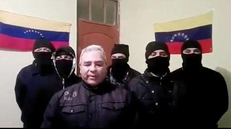 fuerzas armadas venezuela maduro