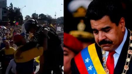 maduro guardia venezuela