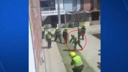 policia piedra