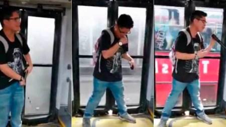 transmilenio cantante buses
