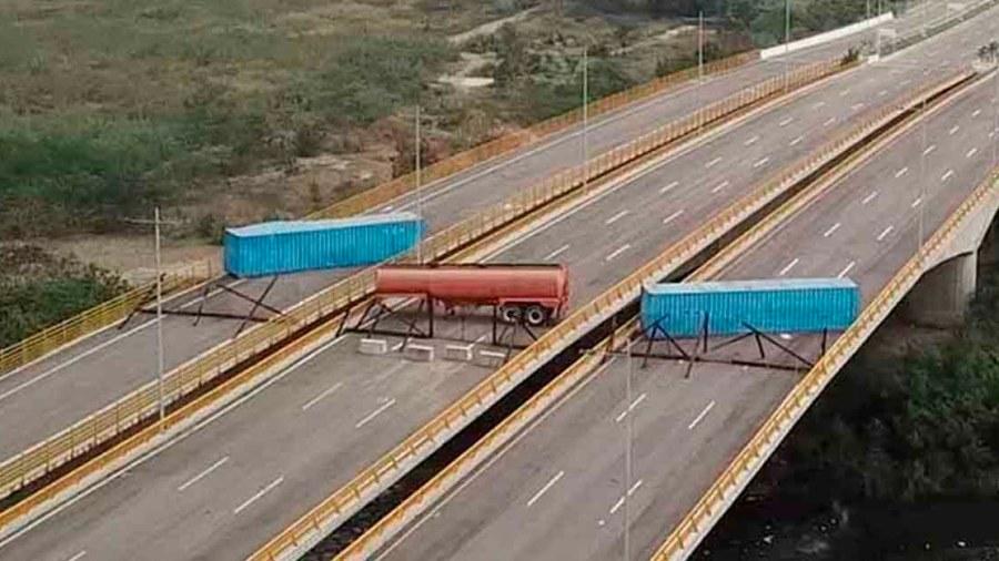 venezuela puente maduro