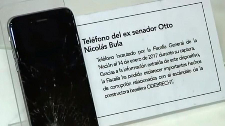 celular otto bula fiscalia