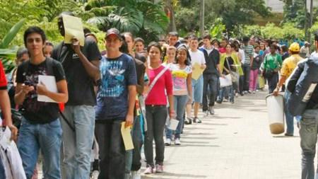 desempleo colombia febrero